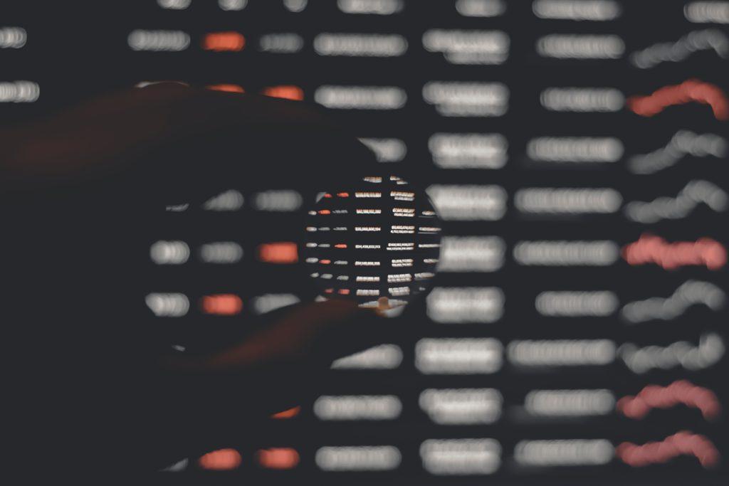 Daten durch die Lupe